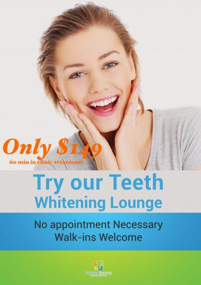 Teeth Whitening Chermside-Carindale-Indooroopilly-Cleveland-Pimpama